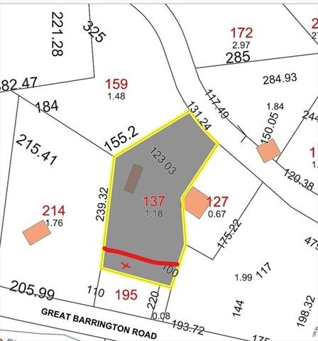 137 W Center Road Otis MA 01253