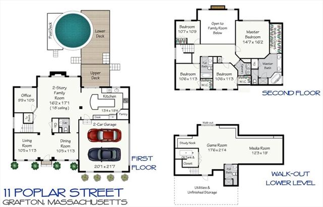 11 Poplar Street Grafton MA 01560