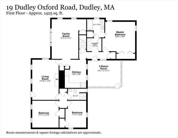 19 Dudley Oxford Road Dudley MA 01571