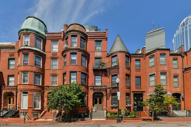 117 St. Botolph Street Boston MA 02115