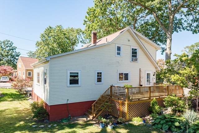 3 Eaton Road Quincy MA 02169