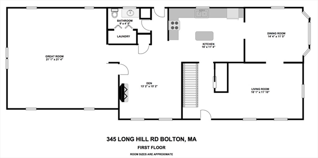 345 Long Hill Road Bolton MA 01740