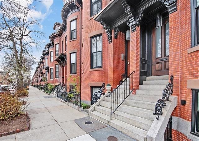 83 Warren Avenue Boston MA 02116