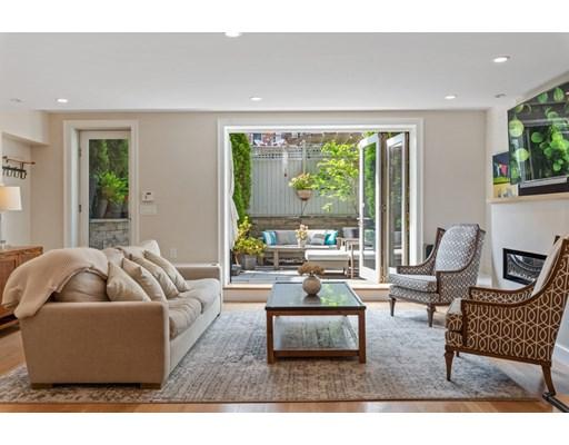 Sold 54 Rutland Sq 1 Boston Ma 02118 South End 3 Beds 2 Full Baths 1 Half Bath 1860000
