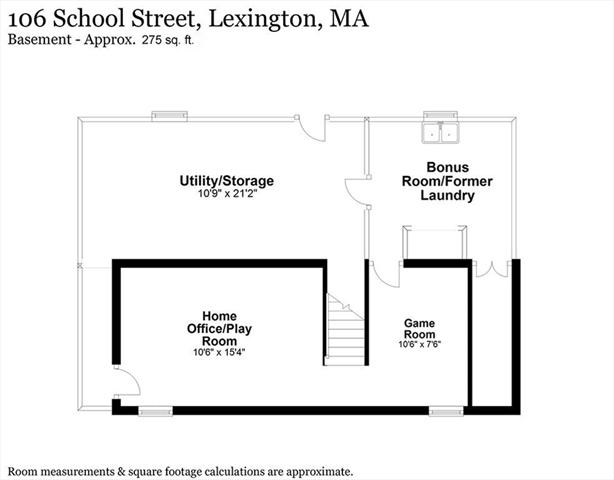 106 School Street Lexington MA 02421