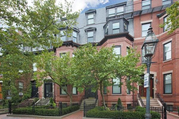 341 Marlborough Street Boston MA 02116