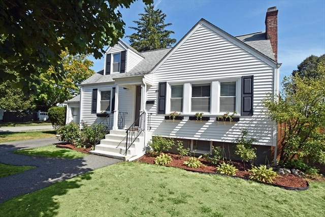 89 Whitman Road Waltham MA 02453