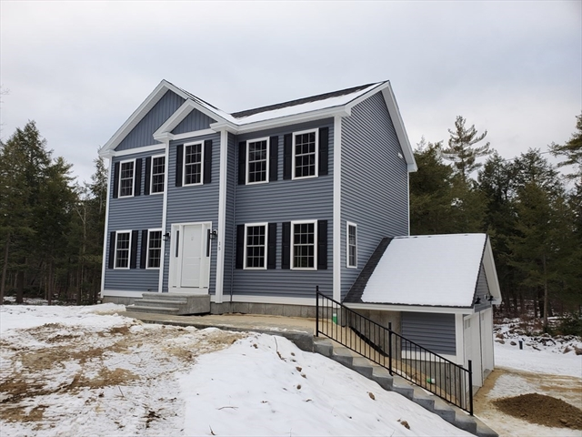 Lot 5 Sled Road Ashburnham MA 01430
