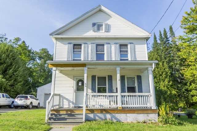 34 River Street Conway MA 01341