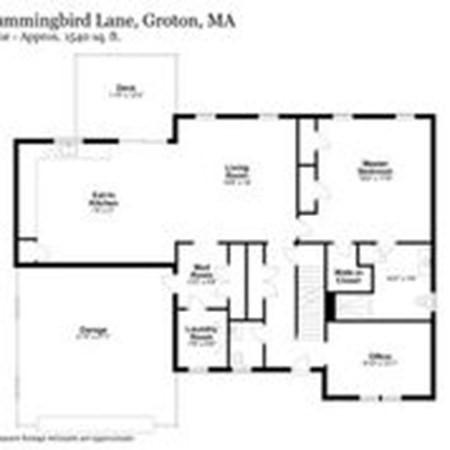 72 B Hummingbird Lane Groton MA 01450