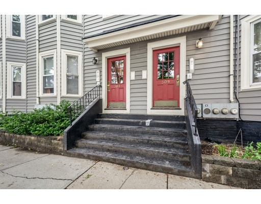 Property for sale at 307-309 - Elm St - Unit: 2, Cambridge,  Massachusetts 02139