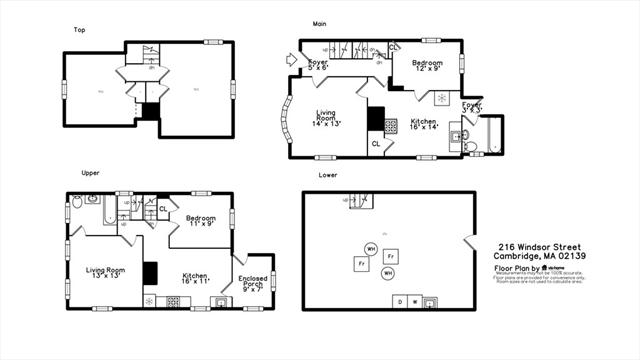 216 Windsor Street Cambridge MA 02139