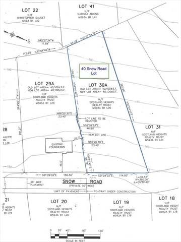 40 SNOW Road Haverhill MA 01832
