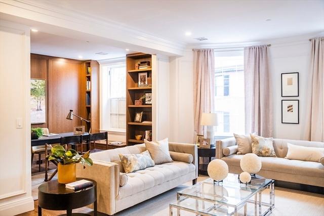 3 Joy Street, Boston, MA, 02108, Beacon Hill Home For Sale