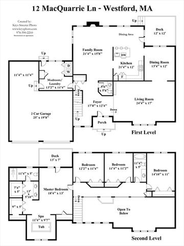 12 MacQuarrie Lane Westford MA 01886