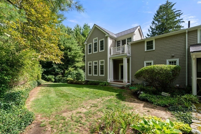 16 Valley View Road Weston MA 02493