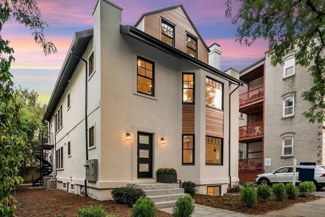 163 Thorndike Street, Brookline, MA, 02446,  Home For Sale