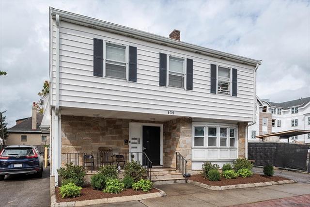 439 Washington St, Newton, MA, 02458,  Home For Sale