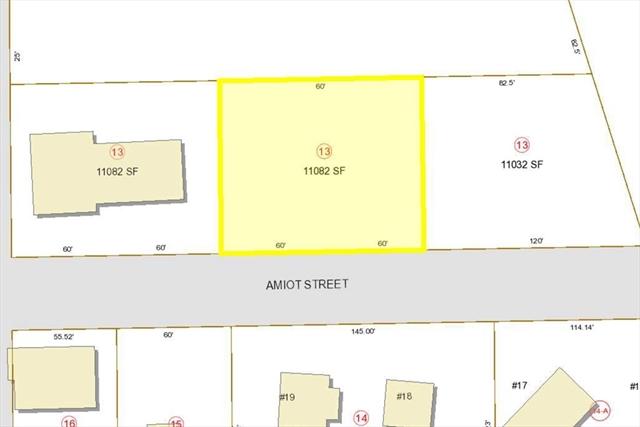 0 Lot A Amiott Street Fitchburg MA 01420