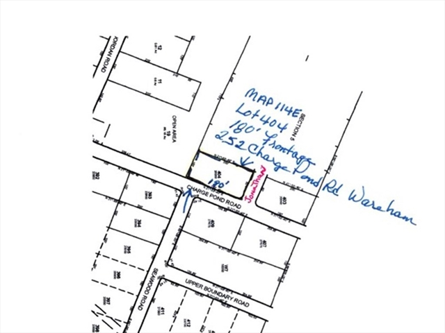 252 CHARGE POND Road Wareham MA 02571