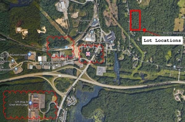Lot 2 Franklin Road Fitchburg MA 01420