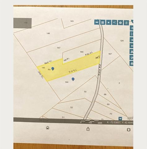 Hale Road Hubbardston MA 01452