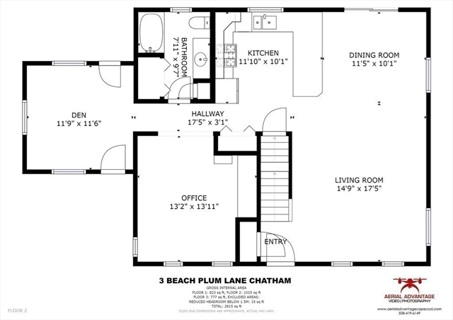 3 Beach Plum Lane Chatham MA 02633