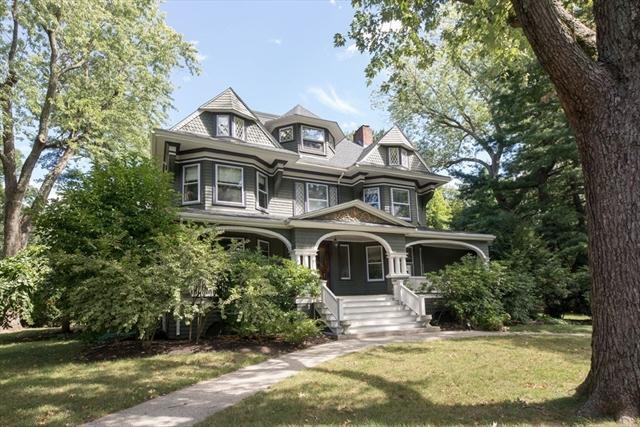 62 Lenox Street Newton MA 02465