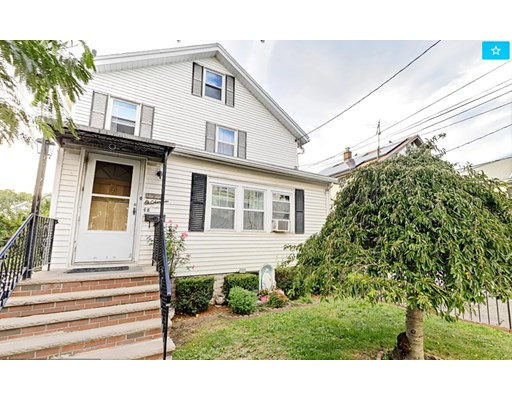 4 Beds, 2 Baths home in Boston for $875,000