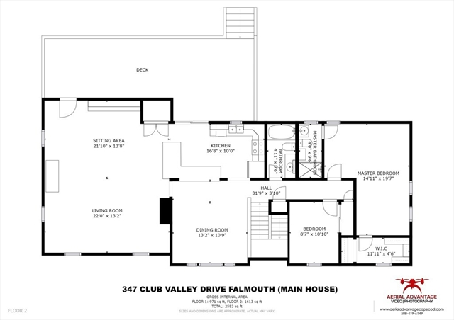 347 Club Valley Drive Falmouth MA 02536