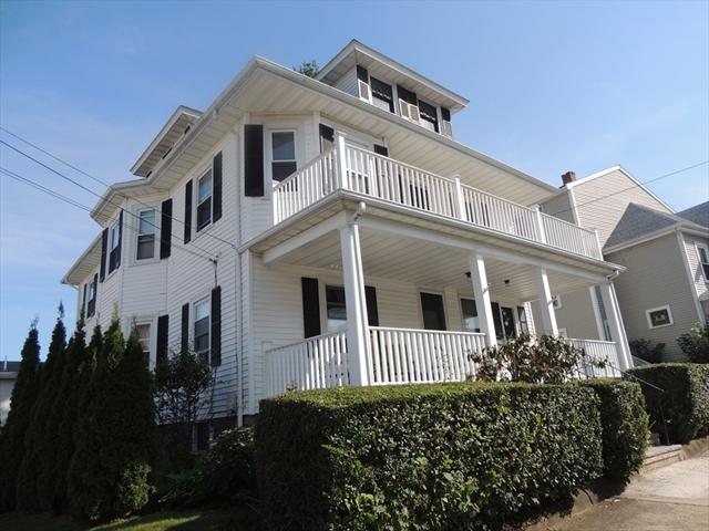 6 - 6A Winthrop Avenue Beverly MA 01915