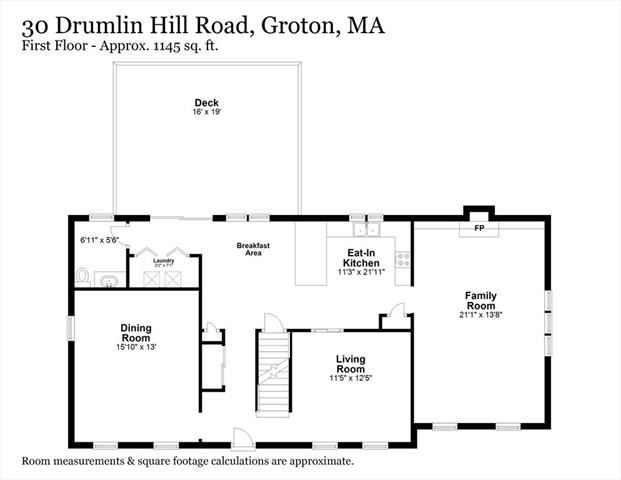 30 Drumlin Hill Road Groton MA 01450