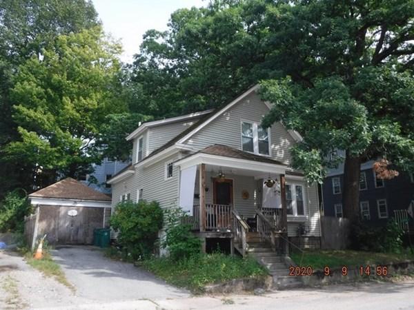 157 Marshall Street Fitchburg MA 01420