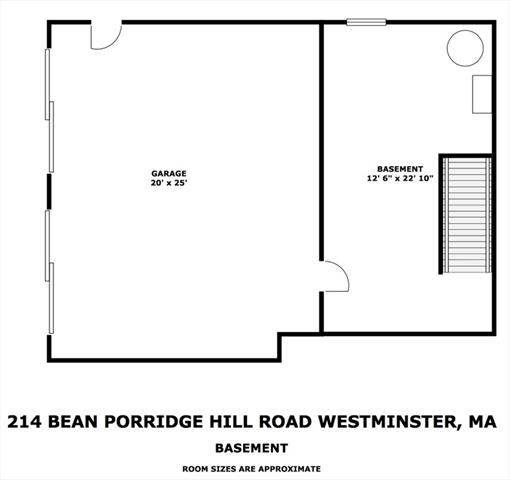 214 Bean Porridge Hill Road Westminster MA 01473