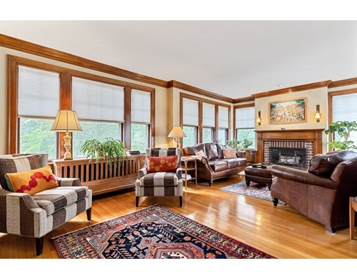Property for sale at 527 Commonwealth Ave - Unit: 2, Newton,  Massachusetts 02459