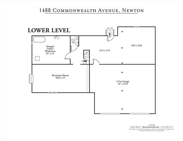 1488 Commonwealth Avenue Newton MA 02465