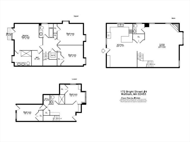 172 Bright Street Waltham MA 02453