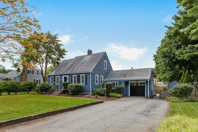 53 Edward Avenue Lynnfield MA 01940