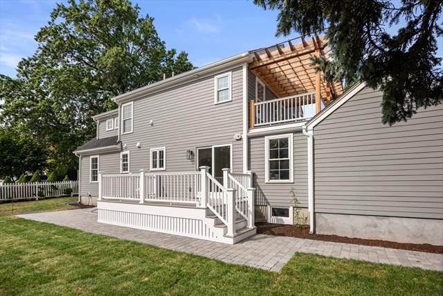 4 Stewart Terrace Belmont MA 02478