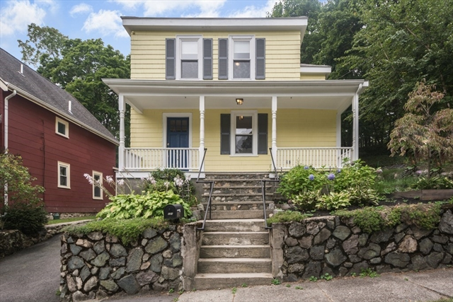 124 Forest Street Melrose MA 02176