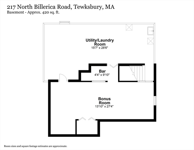 217 N Billerica Road Tewksbury MA 01876