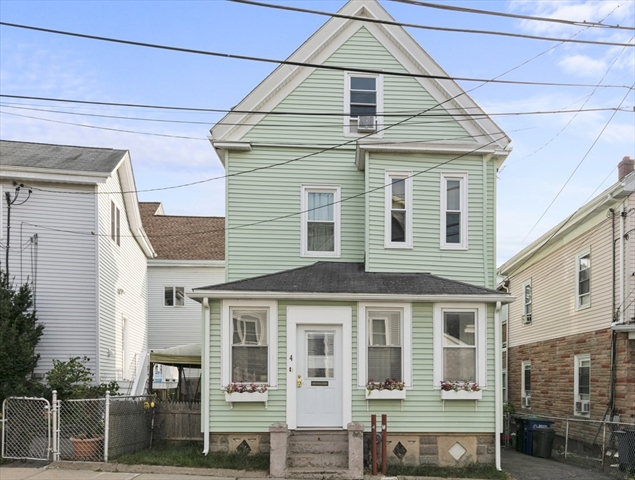 4 Radcliffe Road Somerville MA 02145