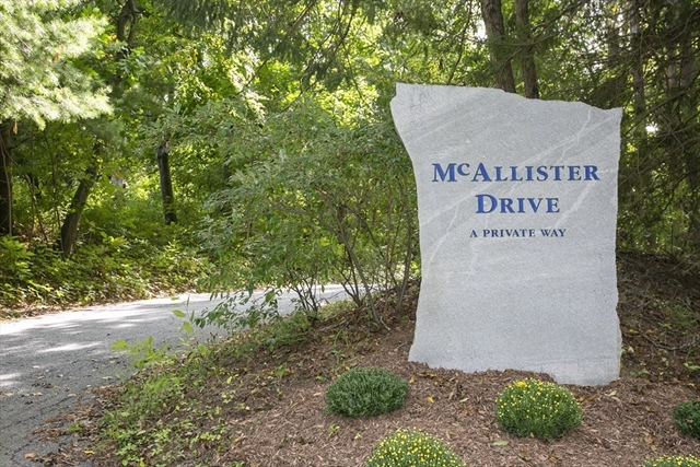 26 McAllister Drive Carlisle MA 01741