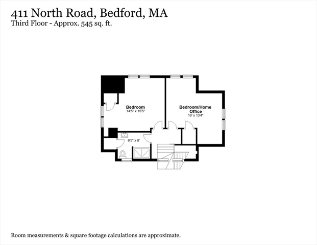 411 North Road Bedford MA 01730
