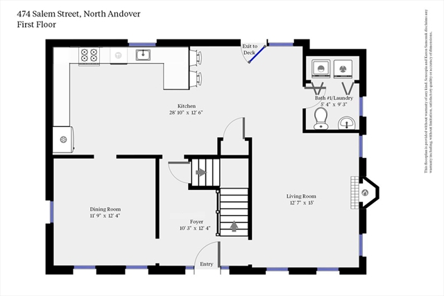 474 Salem Street North Andover MA 01845