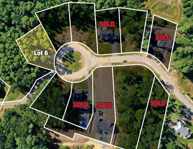 Lot 6 Wrights Way Marshfield MA 02050