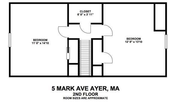 5 Mark Street Ayer MA 01432