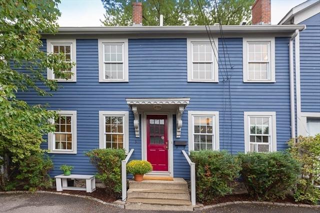 34 School St, Newton, MA, 02458, Newton Corner  Home For Sale