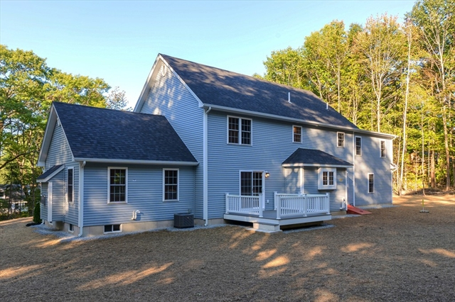 Lot 1 B Old County Road Ashburnham MA 01430