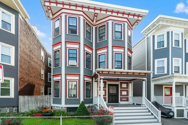 21 1/2 Mount Vernon Street Boston MA 02125